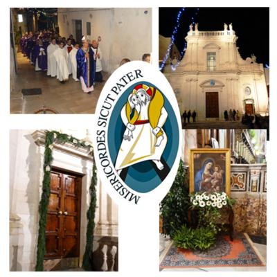 Immagini della celebrazione di apertura della porta santa - Immagini porta santa ...